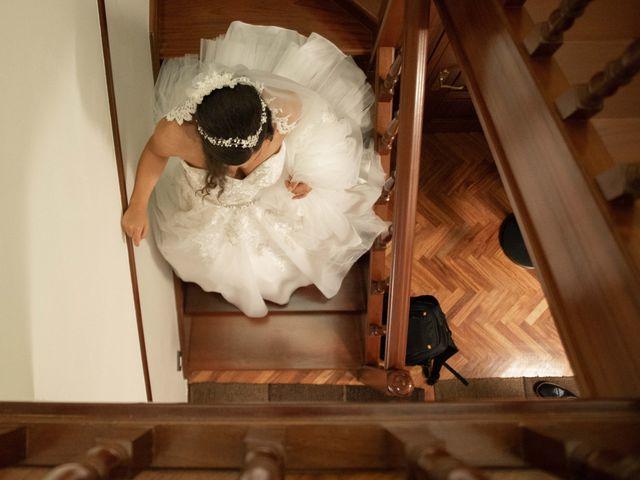 La boda de Brais y Miriam en Abegondo, A Coruña 13