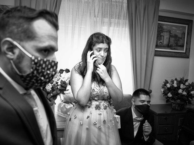 La boda de Brais y Miriam en Abegondo, A Coruña 15
