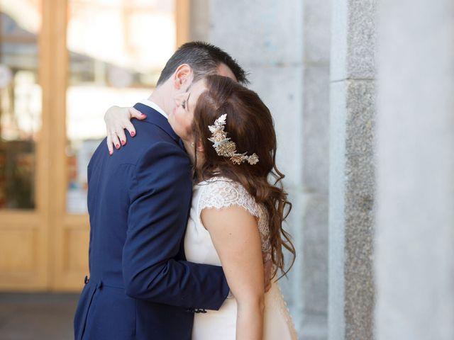 La boda de Ainhoa y Javier