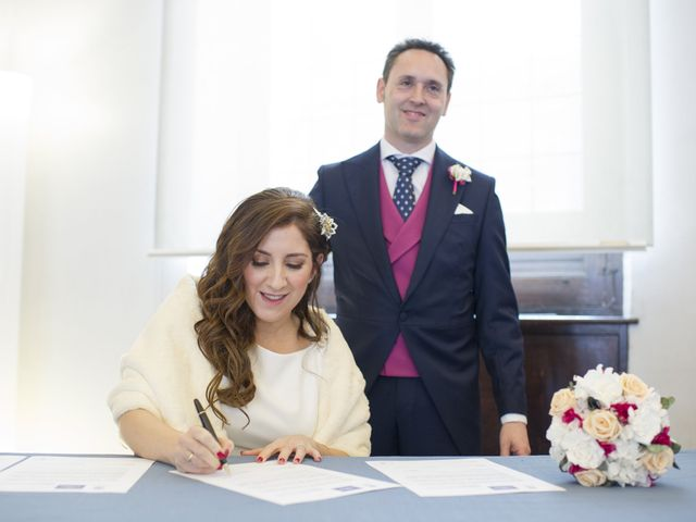 La boda de Javier y Ainhoa en Madrid, Madrid 10