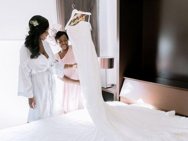 La boda de Javier y Josefa en El Molar, Madrid 12