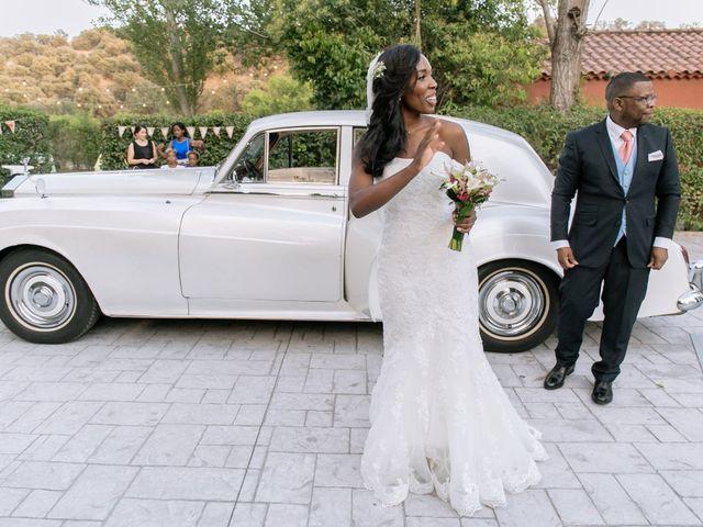 La boda de Javier y Josefa en El Molar, Madrid 21