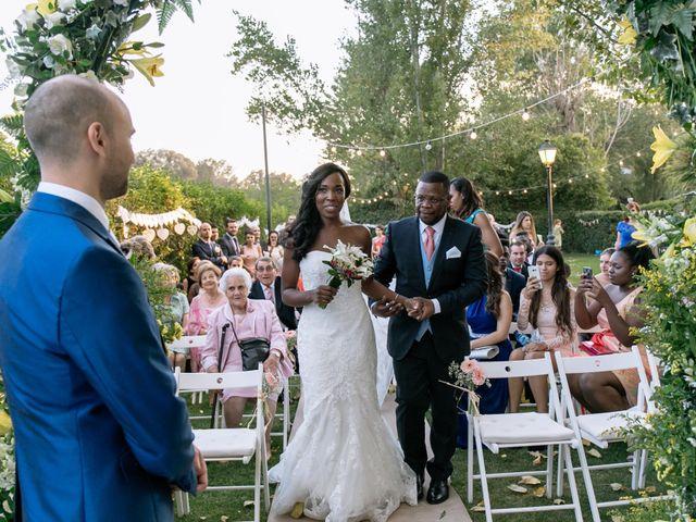 La boda de Javier y Josefa en El Molar, Madrid 26