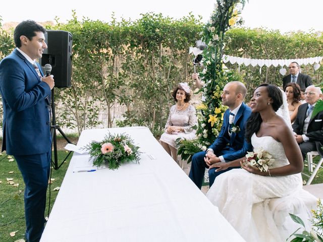 La boda de Javier y Josefa en El Molar, Madrid 29