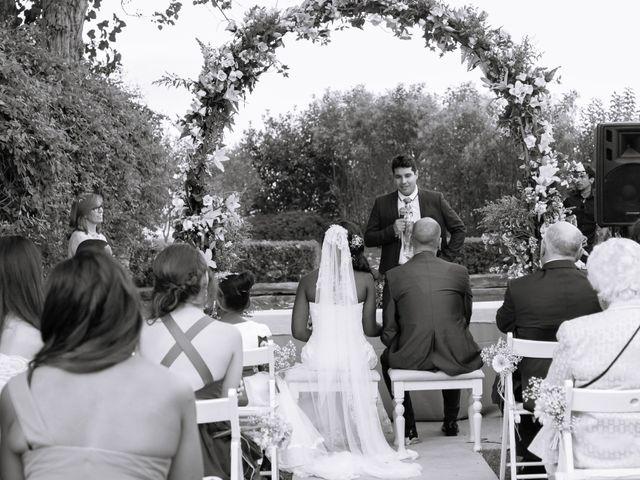 La boda de Javier y Josefa en El Molar, Madrid 31