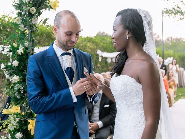 La boda de Javier y Josefa en El Molar, Madrid 37