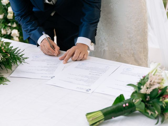 La boda de Javier y Josefa en El Molar, Madrid 39