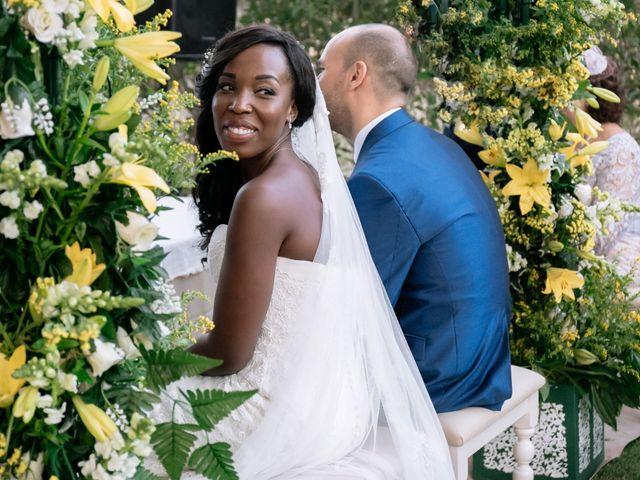 La boda de Javier y Josefa en El Molar, Madrid 40
