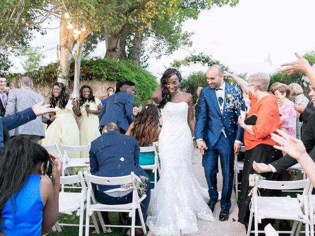 La boda de Javier y Josefa en El Molar, Madrid 41