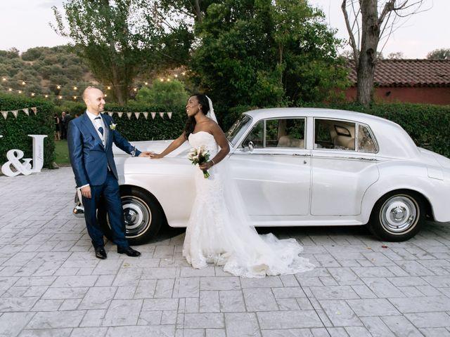 La boda de Javier y Josefa en El Molar, Madrid 42