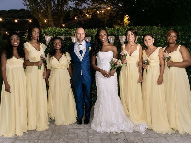La boda de Javier y Josefa en El Molar, Madrid 44