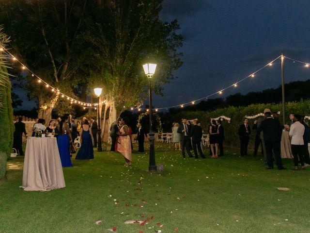 La boda de Javier y Josefa en El Molar, Madrid 45