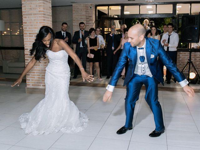 La boda de Javier y Josefa en El Molar, Madrid 58
