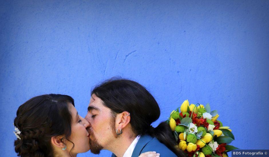 La boda de Lluís y Alba en Villalibado, Burgos