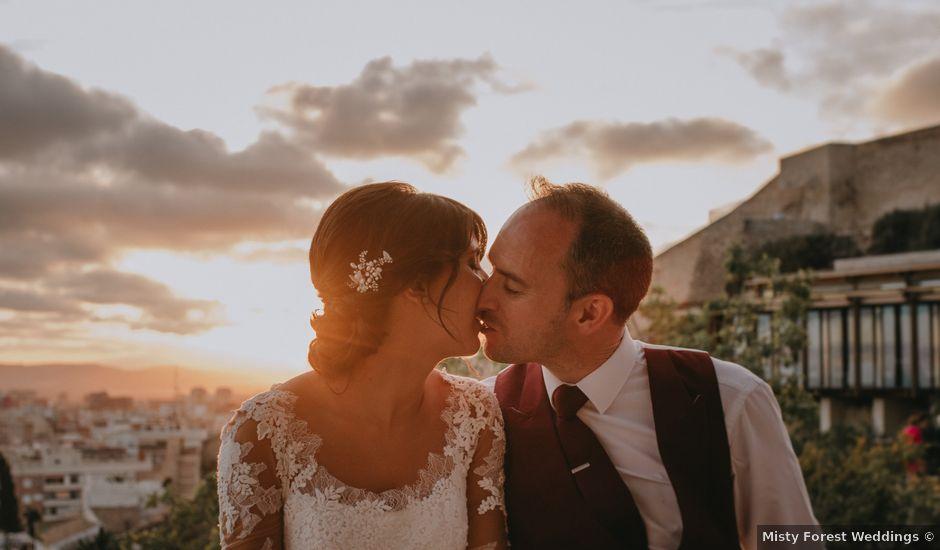 La boda de Brian y Mireia en Alacant/alicante, Alicante