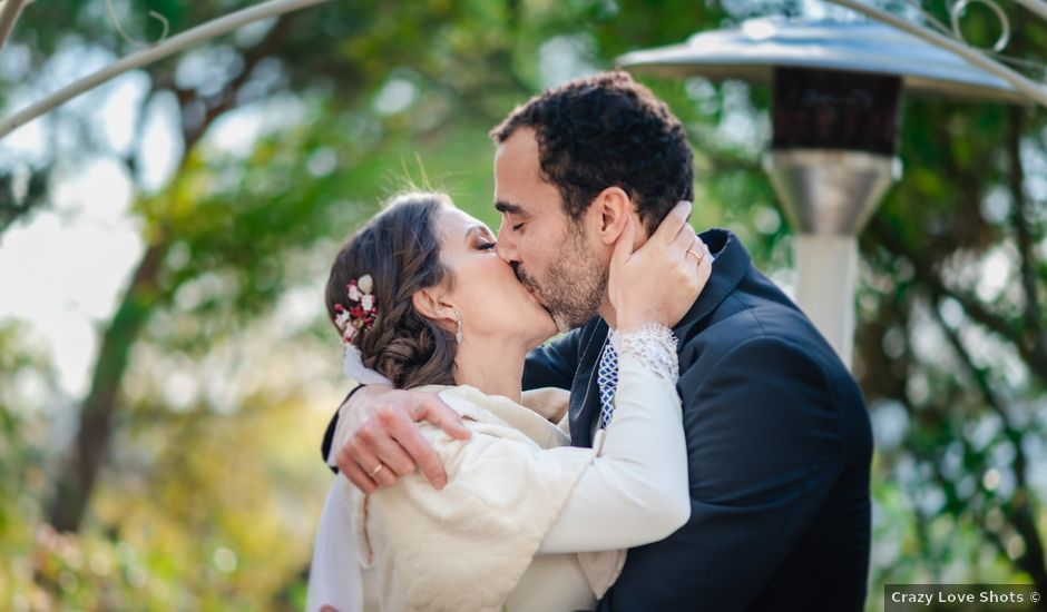 La boda de Javi y Diana en Hoyo De Manzanares, Madrid