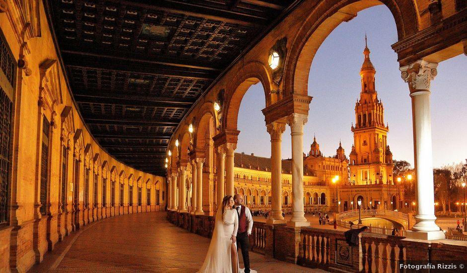 La boda de Miguel y Amanda en Barbate, Cádiz