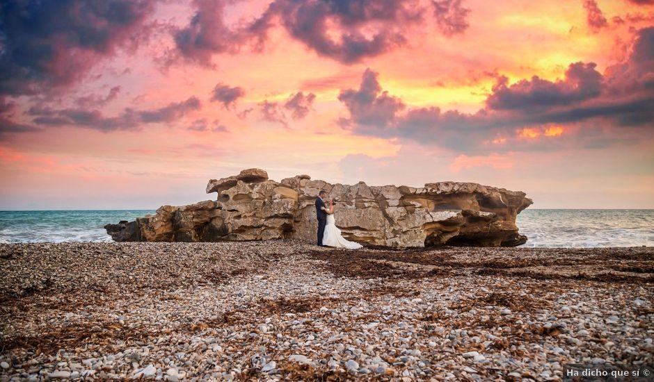 La boda de Domingo y Mar en Benidorm, Alicante
