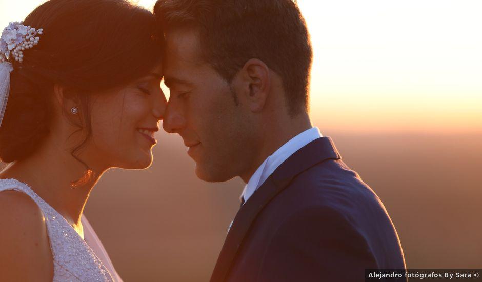 La boda de José Andrés y Inma en Nogales, Badajoz