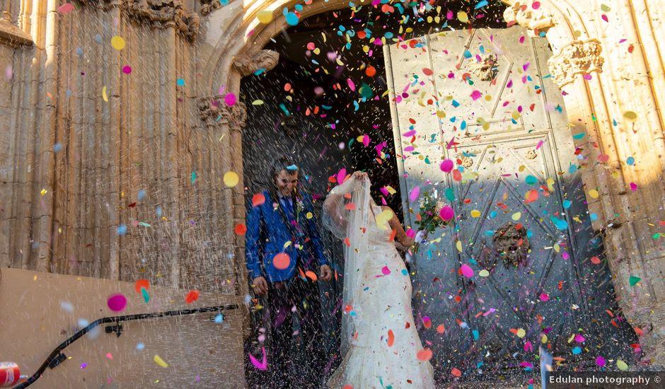 La boda de David y Leticia en Nuevalos, Zaragoza