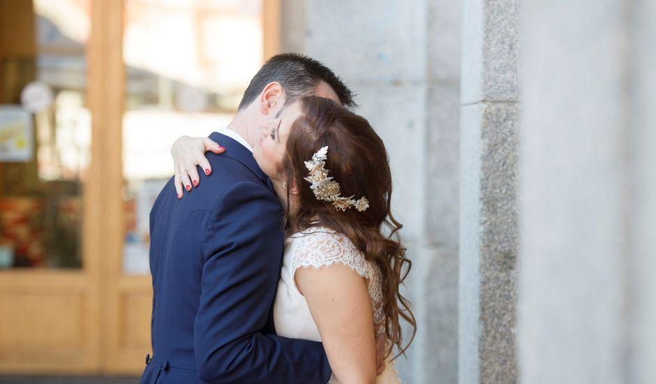 La boda de Javier y Ainhoa en Madrid, Madrid