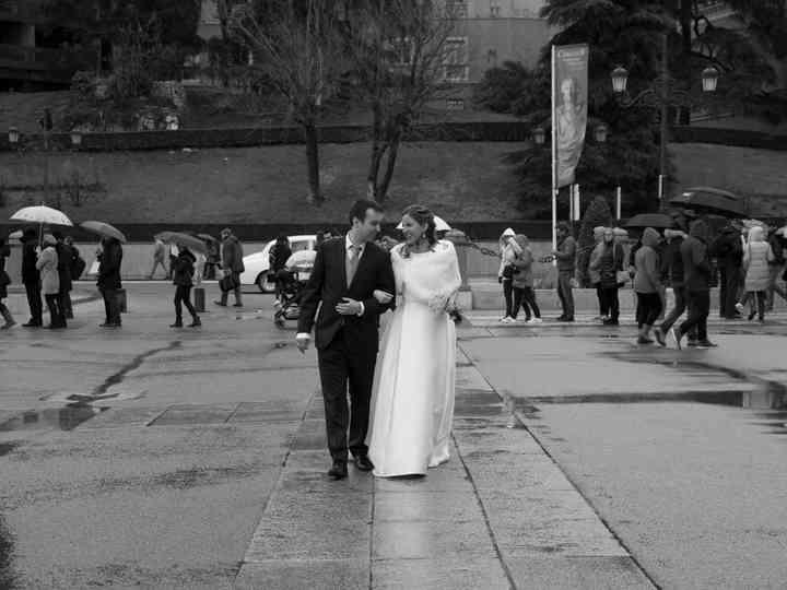 La boda de Idoya y Ivan