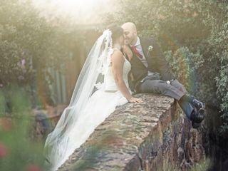 La boda de Lucía y Gonzalo