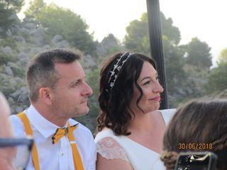 La boda de Kiko y Maria 1