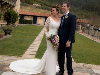 La boda de Olalla y Ewan 2