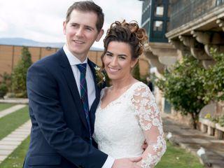 La boda de Olalla y Ewan