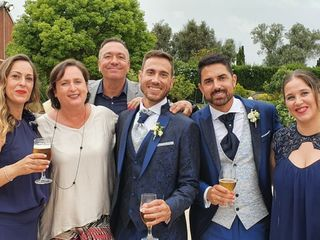 La boda de Santi y Fran 2
