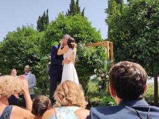 La boda de Anaís y Pau