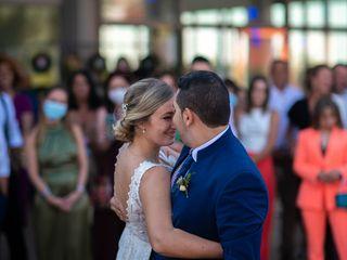 La boda de Sergio y Nuria