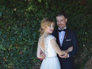 La boda de Tamara y Igor