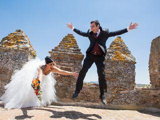 La boda de Verónica y Juanma