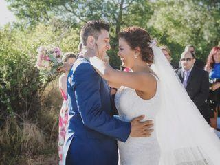 La boda de Isabel y Juampe