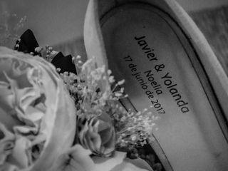 La boda de Yolanda y Javier 3