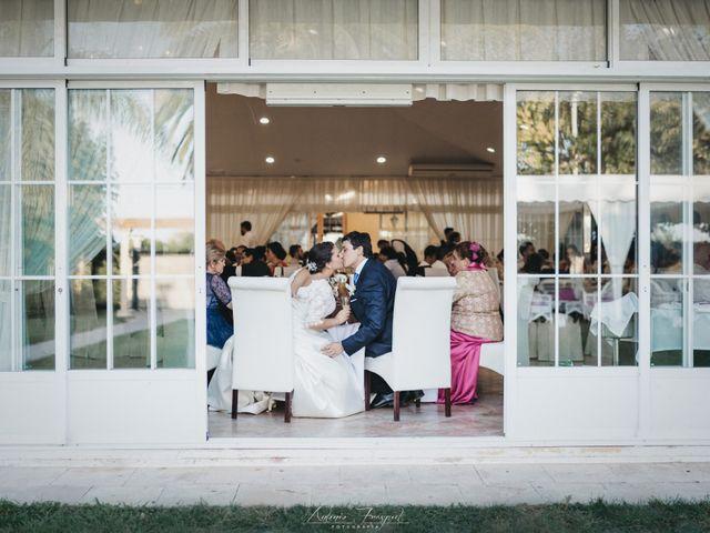 La boda de Jose y Ana en Gandia, Valencia 19