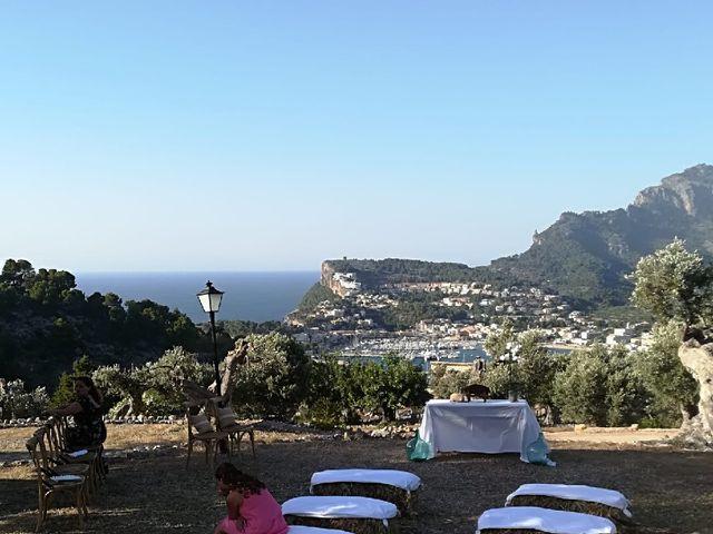 La boda de Maria y Kiko en Port De Soller, Islas Baleares 5
