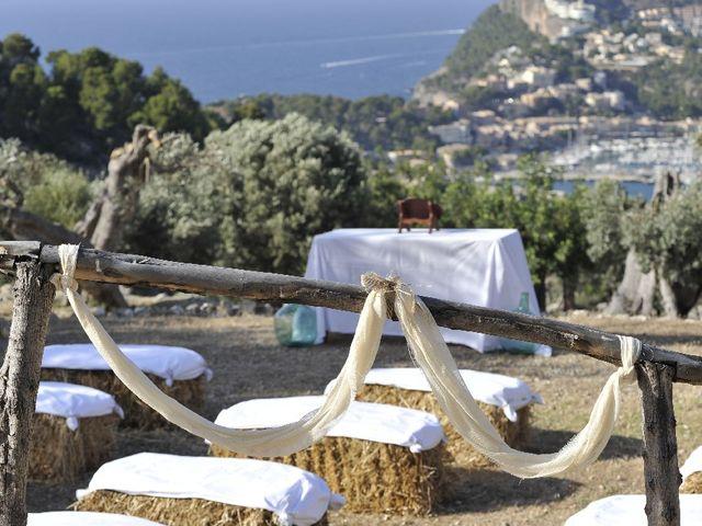 La boda de Maria y Kiko en Port De Soller, Islas Baleares 17