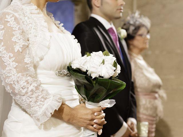 La boda de José Ramón y Marleni en La Rabida, Huelva 11