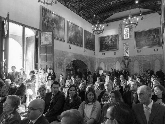 La boda de José Ramón y Marleni en La Rabida, Huelva 12