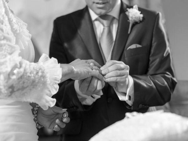 La boda de José Ramón y Marleni en La Rabida, Huelva 22