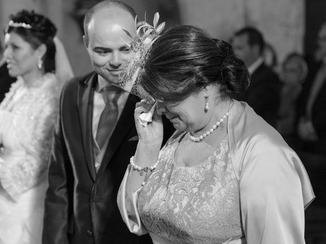 La boda de José Ramón y Marleni en La Rabida, Huelva 25