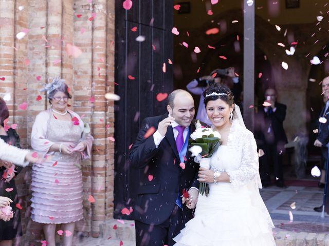 La boda de José Ramón y Marleni en La Rabida, Huelva 26