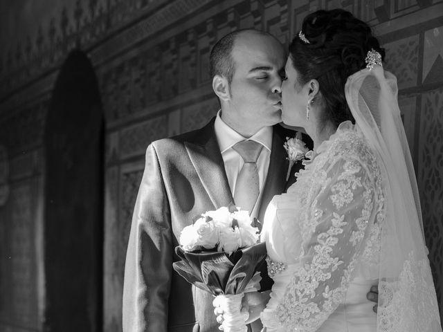 La boda de José Ramón y Marleni en La Rabida, Huelva 27