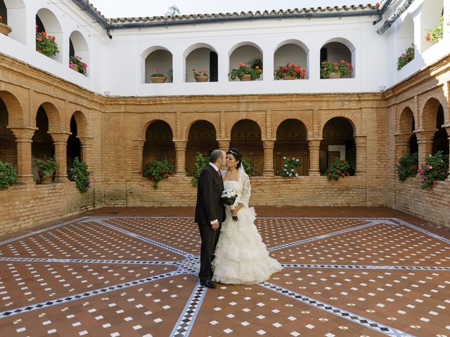 La boda de José Ramón y Marleni en La Rabida, Huelva 28