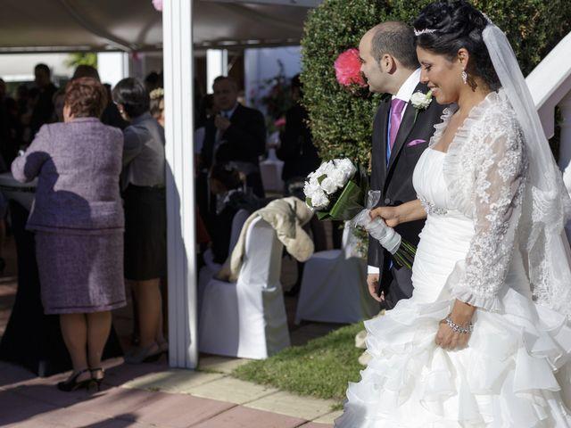 La boda de José Ramón y Marleni en La Rabida, Huelva 30