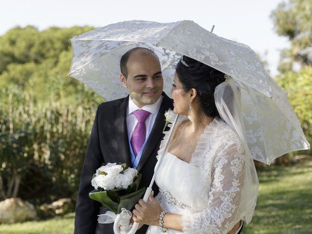 La boda de José Ramón y Marleni en La Rabida, Huelva 33