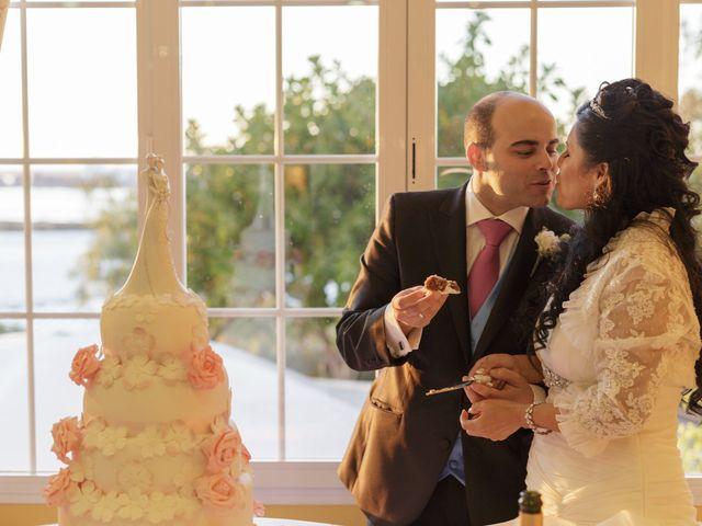 La boda de José Ramón y Marleni en La Rabida, Huelva 40